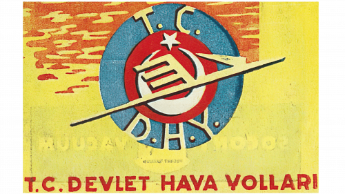 Turkish Airlines logo 1933