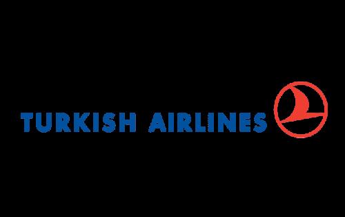 Turkish Airlines logo 1990