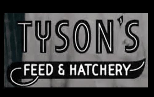 Tyson Foods Logo 1935