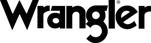 Wrangler logo  1960