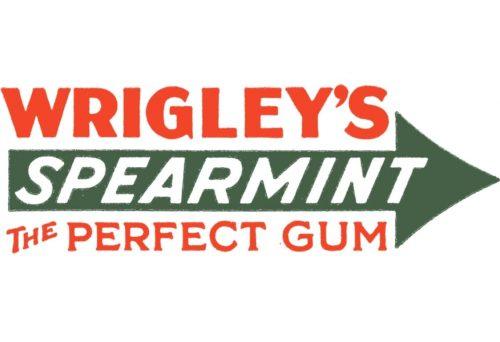 Wrigleys logo 1938