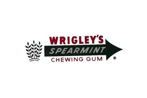 Wrigleys logo 1950