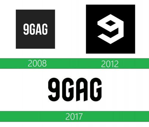 storia 9gag logo