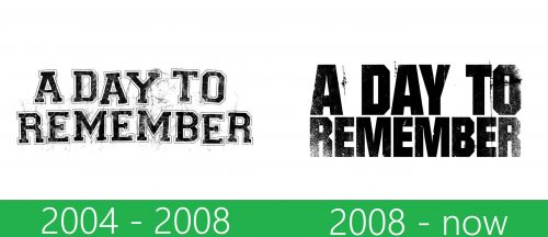 storia A Day to Remember Logo