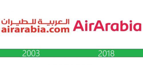 storia Air Arabia logo