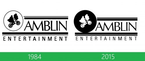 storia Amblin Entertainment Logo