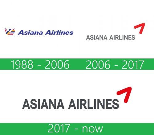 storia Asiana Airlines logo