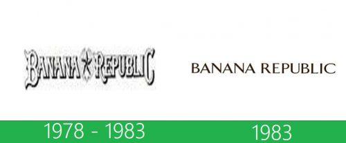 storia Banana Republic logo