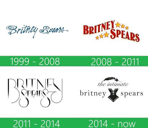 storia Britney Spears Logo