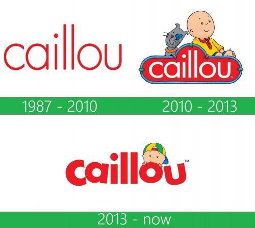 storia Caillou logo