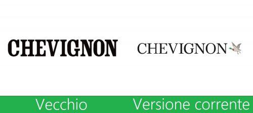 storia Chevignon logo