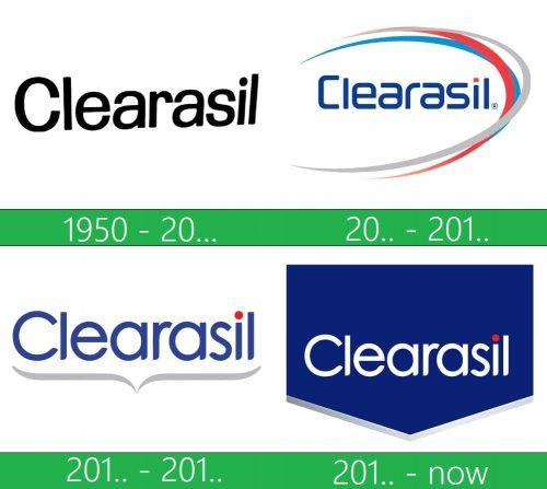 storia Clearasil logo