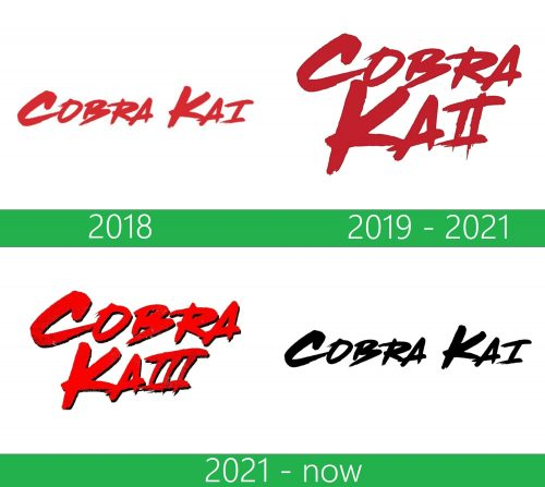 storia Cobra Kai logo
