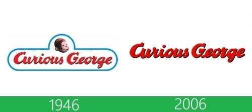 storia Curious George logo