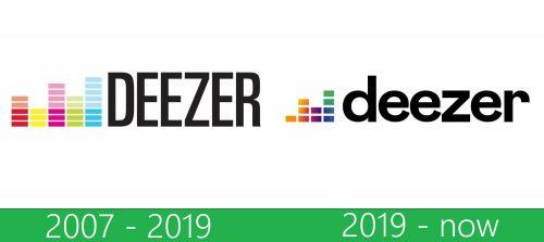 storia Deezer logo