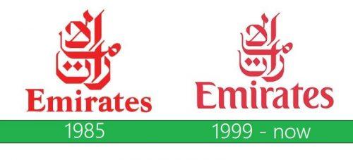 storia Emirates Logo