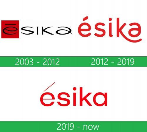 storia Esika logo