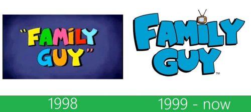 storia Family Guy logo
