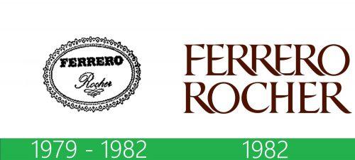 storia Ferrero Rocher Logo