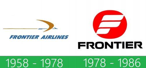 storia Frontier Airlines Logo