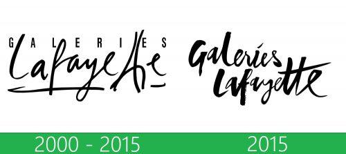 storia Galeries Lafayette logo