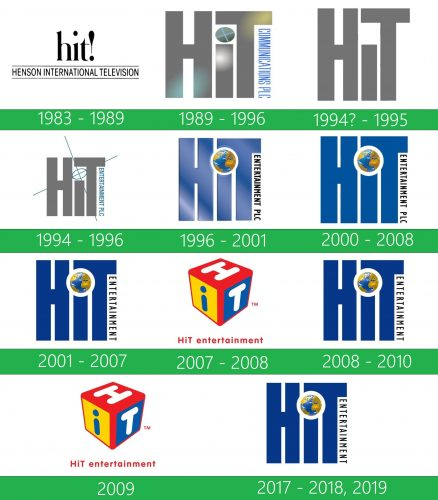 storia HIT Entertainment logo
