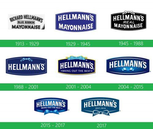 storia Hellmanns Logo