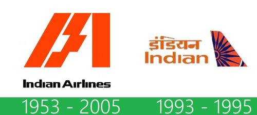 storia Indian Airlines Logo