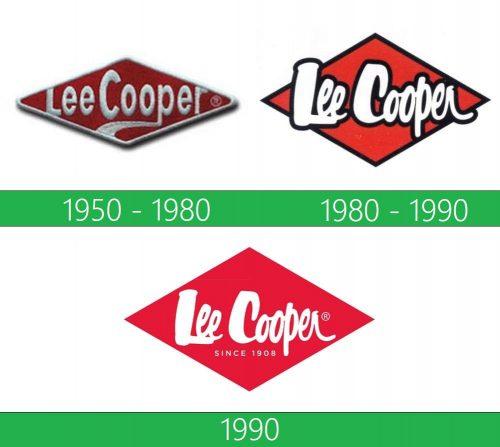 storia Lee Cooper logo