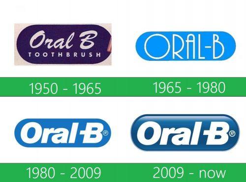storia Oral B logo