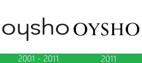 storia Oysho logo
