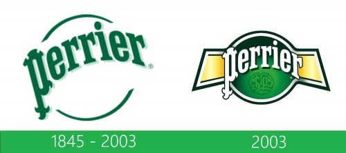 storia Perrier Logo