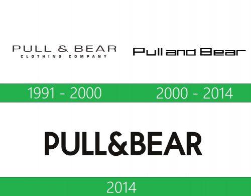 storia Pull Bear logo