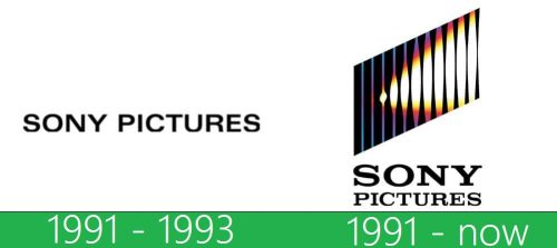 storia Sony Pictures logo