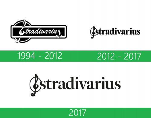 storia Stradivarius logo
