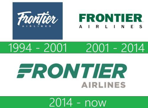 storia2 Frontier Airlines Logo