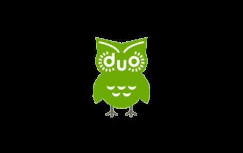 Duolingo logo 2011-12