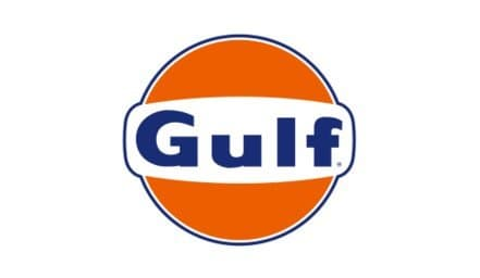 Gulf Oil Logo 1964