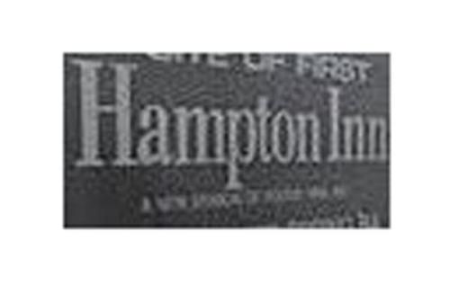 Hampton Inn Logo 1984-1