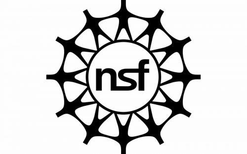 National Science Foundation logo 1972