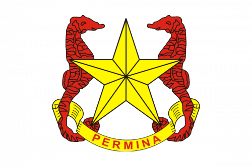 Pertamina Logo 1961