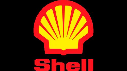 Shell logo 1971