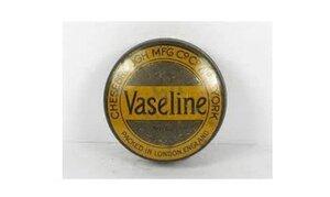 Vaseline Logo 1928