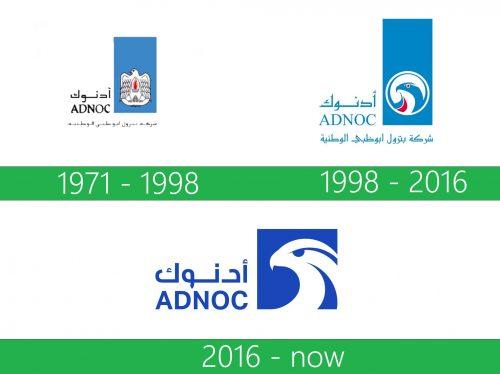 storia ADNOC Logo