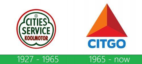 storia Citgo Logo