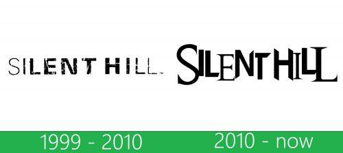 storia Silent Hill logo