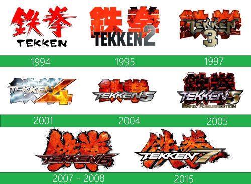 storia Tekken Logo