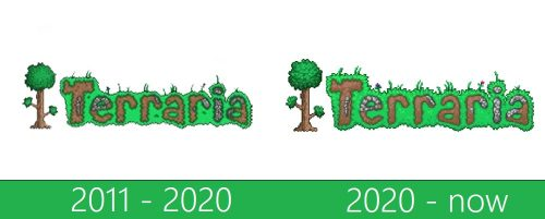 storia Terraria Logo