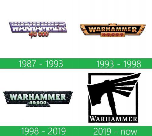 storia Warhammer logo