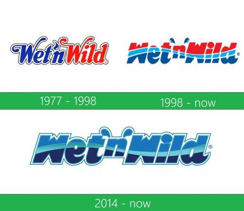 storia Wet n Wild Logo